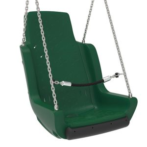 Disable/Special Needs swing seat with chains