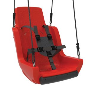 disable/special needs swing seat with ropes